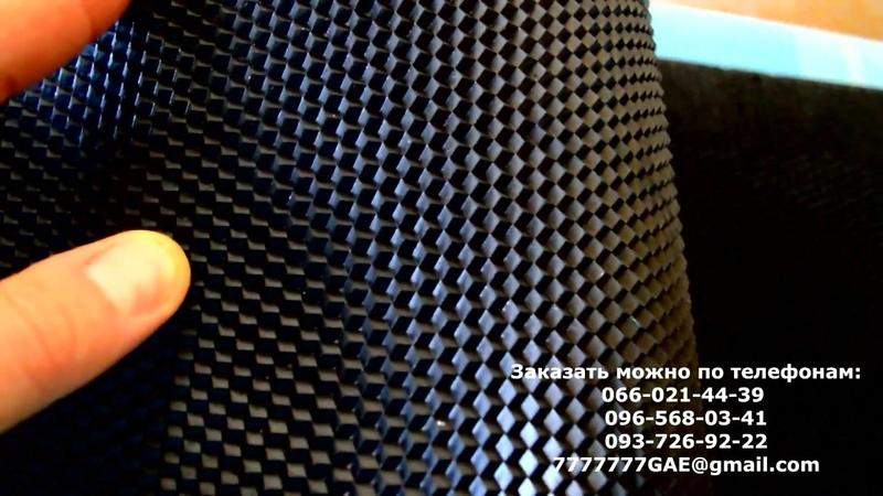 Резиновая матрица для прокатки вощины / Вощина в домашних условиях