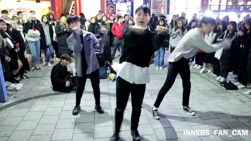 [innerS _ 이너스] 181125 홍대공연 2차 _⁄ BTS - ANPANMAN 앙팡맨