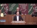 Rede von Roger Beckamp AfD bringt SPD Mann zum toben ► NRW Landtag
