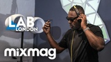 IDRIS ELBA in THE Lab LDN Creamfields Takeover