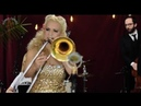 Gunhild Carling Live 51 TV show for JAZZ Lovers playing requests