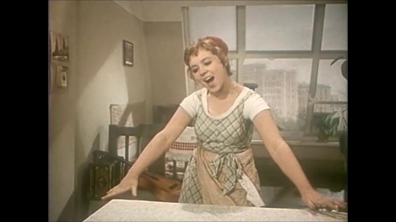 Песня из фильма Девушка без адреса 1957