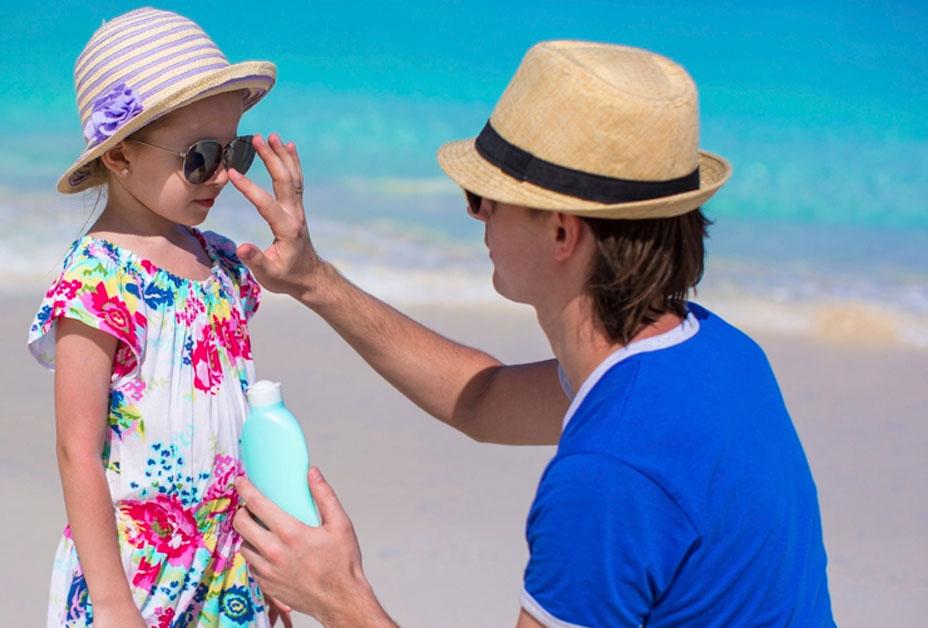 Что такое органический солнцезащитный крем?