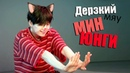 ДЕРЗКИЙ МЯУ МИН ЮНГИ SUGA BTS K POP ARI RANG