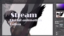 Animation - fallen / AngelISKRA