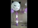 Шары на день рождения девочки