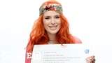 Bella Thorne Answers the Web's Most Searched Questions WIRED