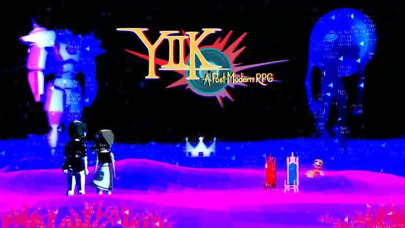 YIIK: A Post-Modern RPG - Релизный трейлер (Nintendo Switch)