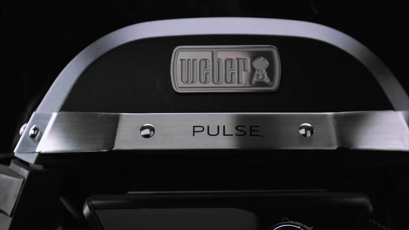 Электрический гриль Weber PULSE