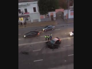 ДТП на Ворошиловском. 28 октября.