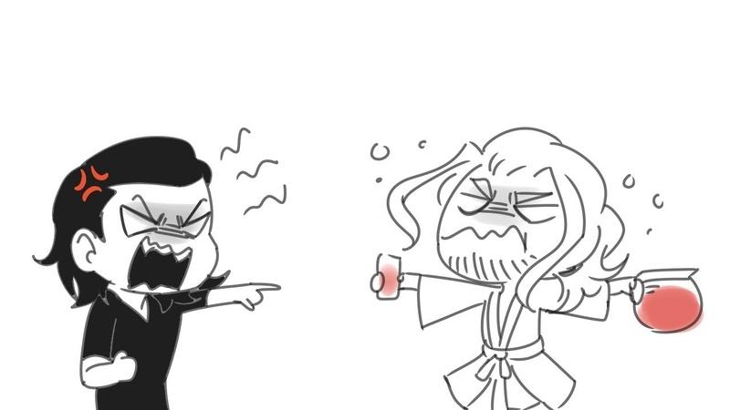 || Thor Loki || Hot Kool Aid