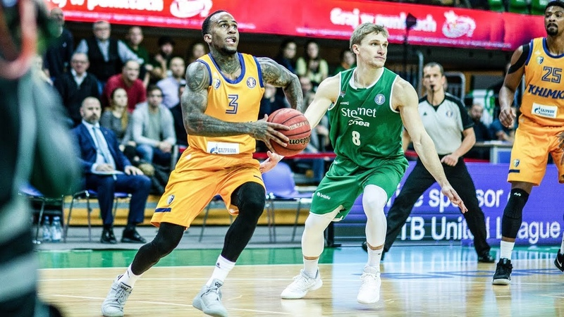 VTBUnitedLeague • Zielona Gora vs Khimki Highlights Dec 9, 2018