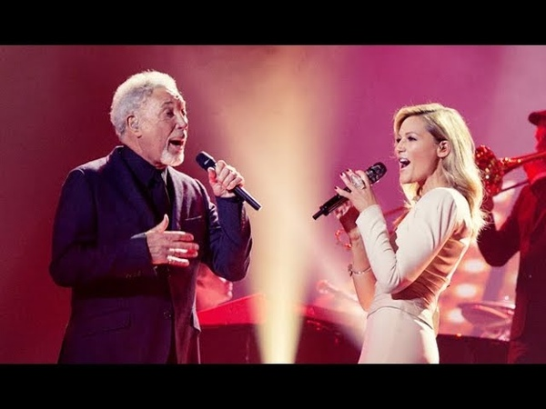 Helene Fischer Tom Jones Sex Bomb