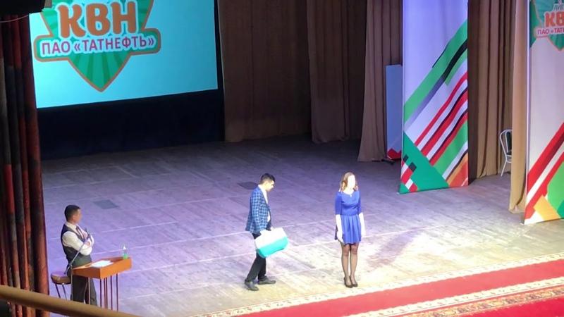 НГДУ Елховнефть 21.10.2018 Полуфинал