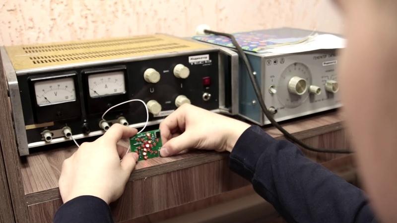 Радиокружок - испытание Kit набора Мельница
