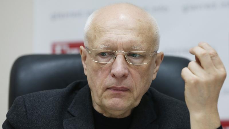 Олег Соскин Были времена хуже и темнее но не было подлее