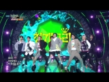 180928 PENTAGON - Naughty boy @ KBS Music Bank