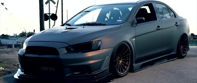 Mitsubishi Lancer Evo Final Edition 10