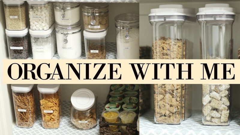 PANTRY ORGANIZATION (INSANE Before After) | HOW TO ORGANIZE YOUR PANTRY | Tara Henderson