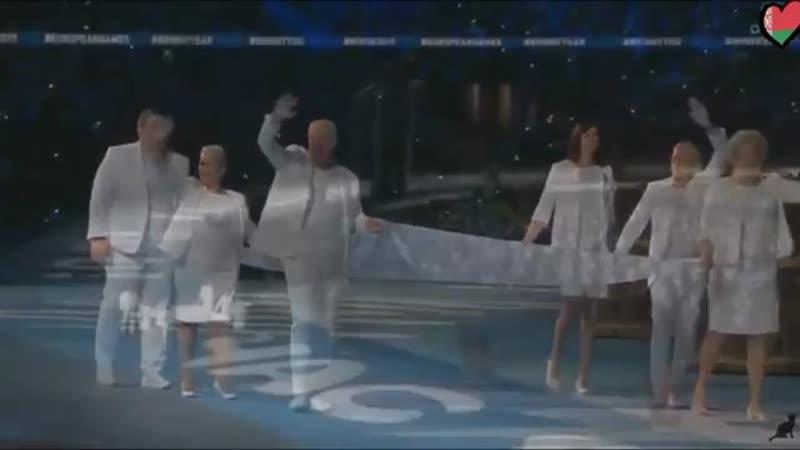Димаш Құдайберген 'II Еуропа олимпиада ойындарының ашылу салтанатында орындаған жаңа туындымды қабыл алыңыздар '