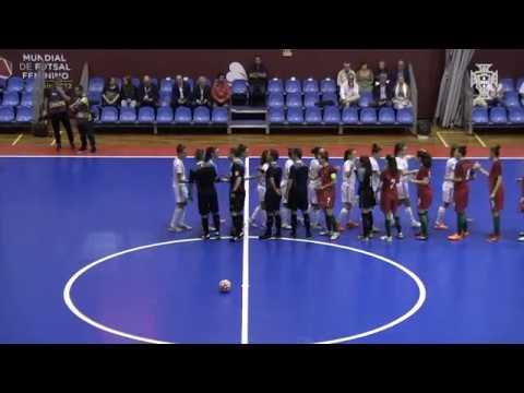 SNA Futsal Fem.: Portugal 0 - 1 Espanha