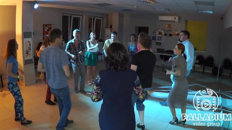 30.09.2018 - Вечеринка в Palladium. Rueda De Casino