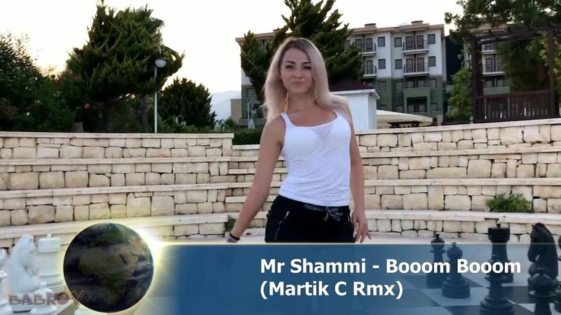 Mr Shammi Booom Booom Martik C Rmx