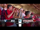 NCAAF 2018 Week 03 BYU Cougars 6 Wisconsin Badgers 1Н EN
