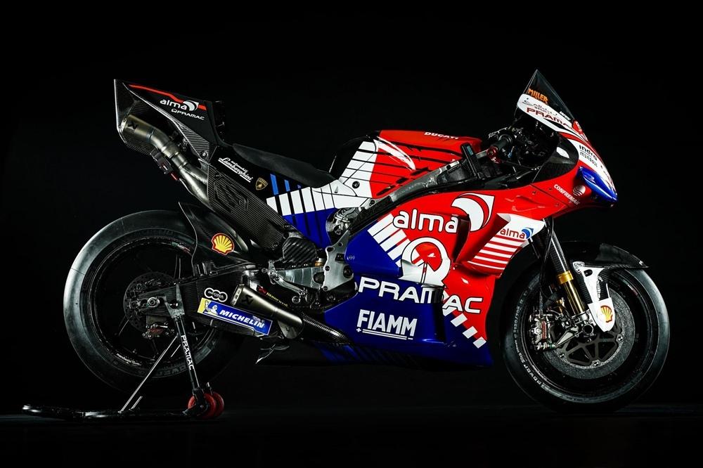 Презентация команды Alma Pramac Racing 2019