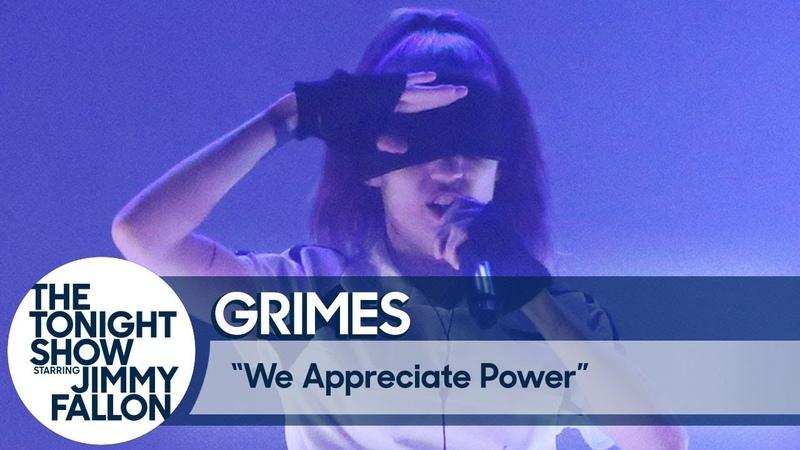Grimes We Appreciate Power