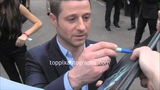 Ben McKenzie - Signing Autographs at the 2014 Fox Upfront in NYC