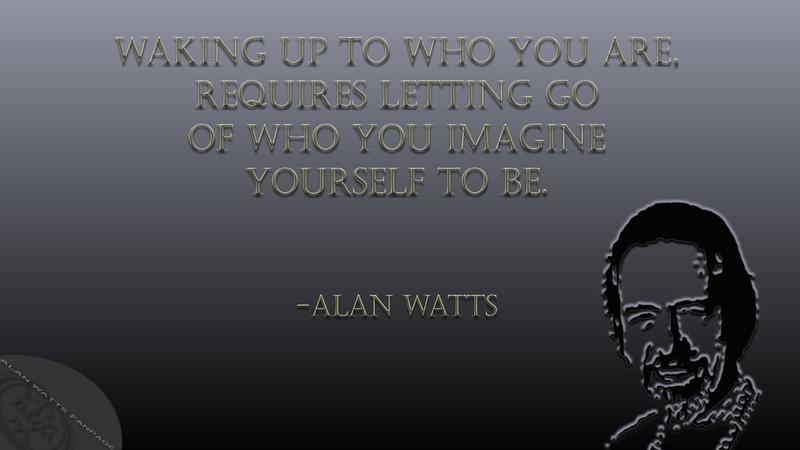 Alan Watts   Who am I?