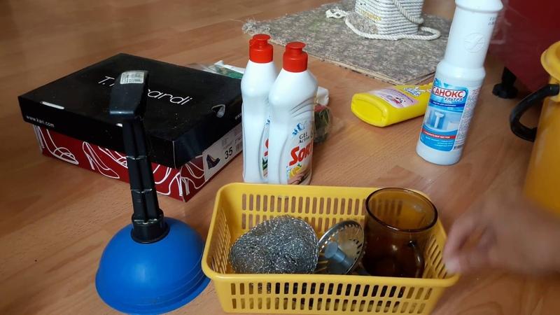 Расхламление на кухне Мотивация для расхламления и уборки