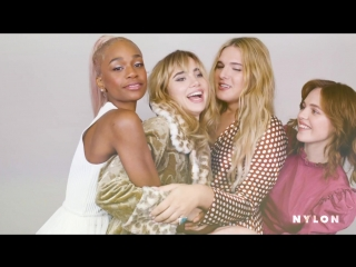 The Cast Of Assassination Nation Talks Online Bullying And Self Esteem