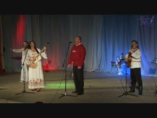 «Ах, ты, душечка!» - ансамбль универсального жанра «Бирюзовые Колечки» - руководитель Сергей Игнатьев.