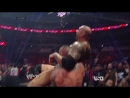 Randy Orton Vs Batista - No DQ Match - RAW 31.03.2014