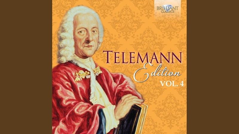 6 Overtures for Clavier, Overture No. 1 in G Minor, TWV 32:5: I. Lento - Vivace - Lento
