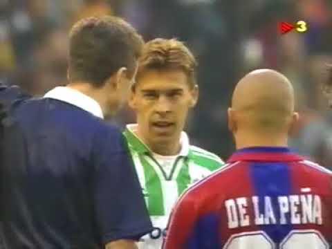 28 06 1997 Кубок Испании Финал Барселона Бетис 3 2