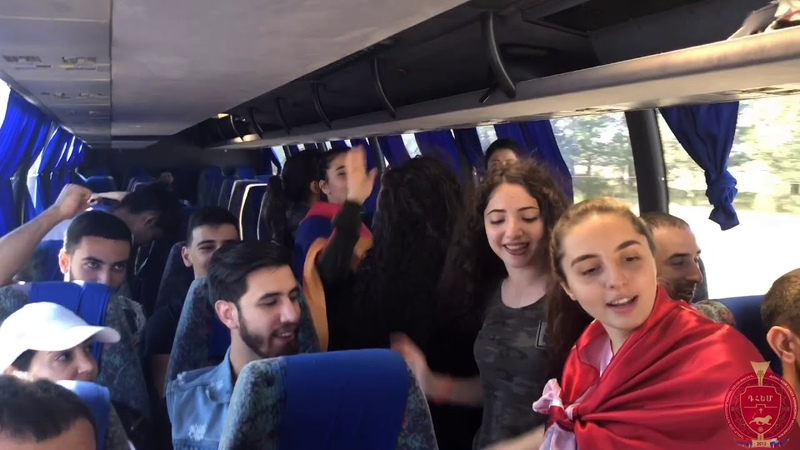 ARMENIAN YOUTH COMMUNITY ON DON субботник в церкви Сурб Карапет