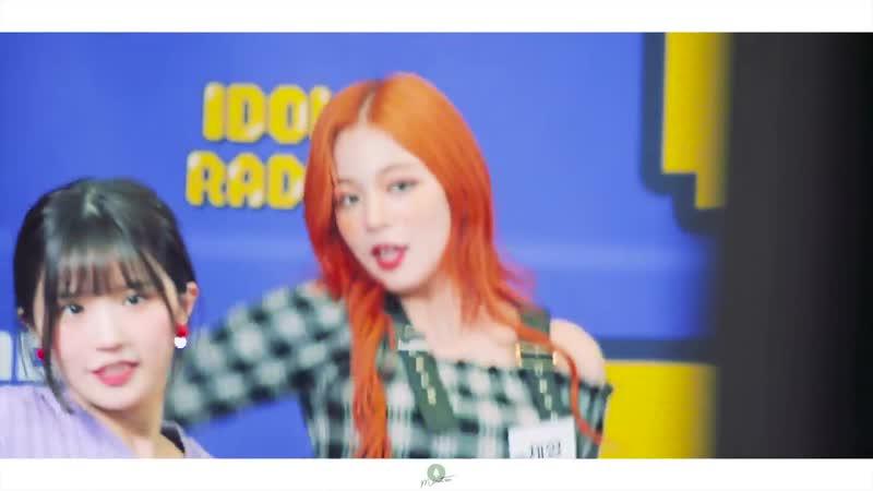 181022 프로미스나인 이채영 아이돌라디오 시그널 직캠 ( fromis 9 lee chaeyoung idol radio SIGNAL fancam )