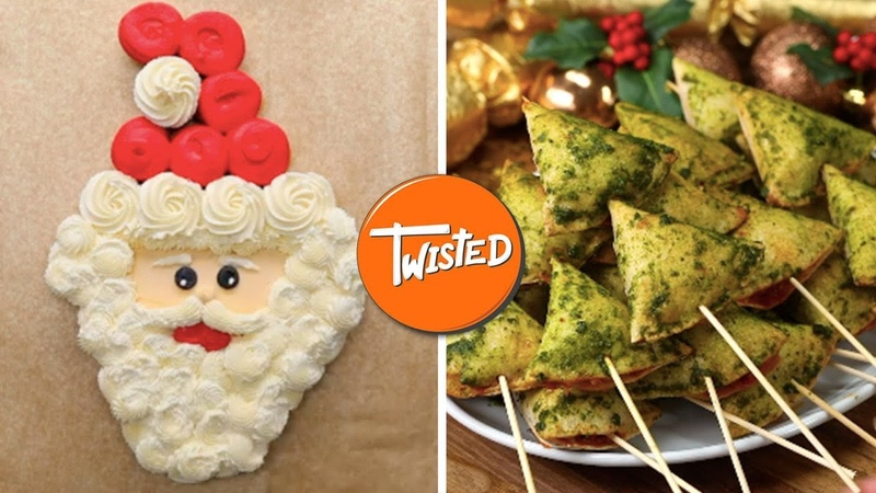 11 Christmas Inspired Recipes | Christmas Dinner Ideas | Holiday Desserts | Twisted