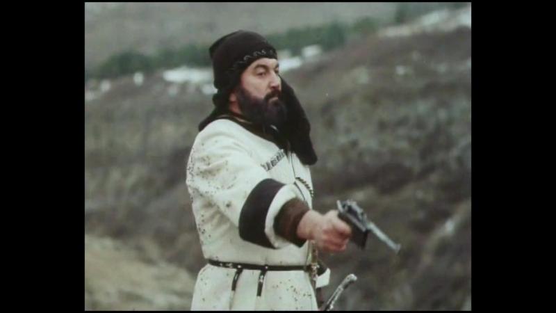 Раненые камни (1987) Поединок Аскера с Османом