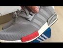 СТРЕМНЫЙ ОБЗОР ГОЛЫЙ МАРКЕТИНГ Обзор Adidas NMD RUNNER R1/вторые YEEZY boost 350 Стремобзор06