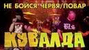 КУВАЛДА Не бойся червя Повар live 2011
