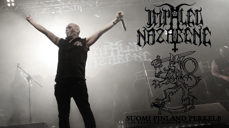 Impaled Nazarene - Suomi Finland Perkele - Special Live Set [Live Club, Trezzo sull'Adda (MI)]