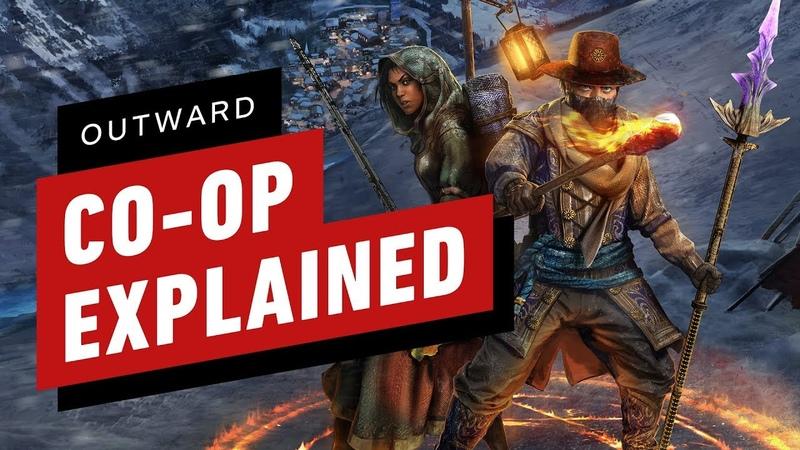 Outward Split-Screen Co-op Overview Trailer