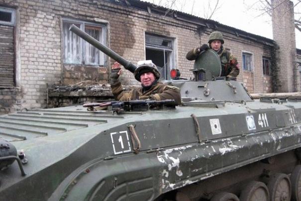 "Умер лучший террорист ""ЛДНР"""