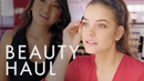 We Gave Barbara Palvin $150 at Armani Beauty. These Are the Four Things She Bought | Beauty Haul