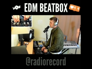 Edm beatbox | radio record