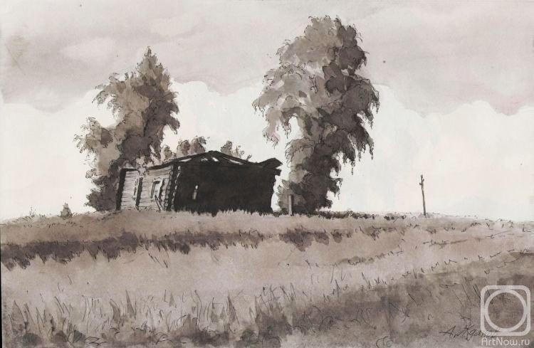 Зарисовки Александра Жданова